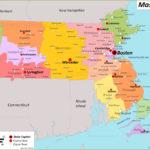 Massachusetts State Maps USA Maps Of Massachusetts MA