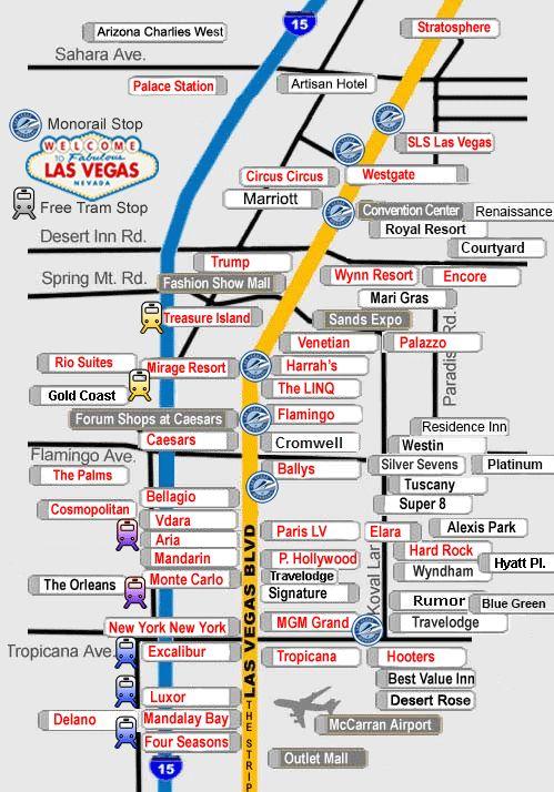 Pin On Las Vegas Direct Deals