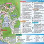 Printable Disney Park Maps Printable Maps