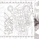 Printable Free Marauders Map Pdf