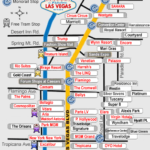 Printable Map Of Las Vegas Strip Hotels And Casinos Info
