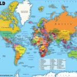 Printable Map Of The World Implrs Free Printable World