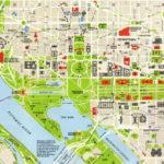 Printable Map Washington DC Dc Gopher Best Printable