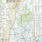 Printable Road Map Of New Hampshire Printable Maps