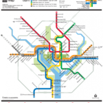 Project Washington Dc Metro Diagram Redesign Cameron