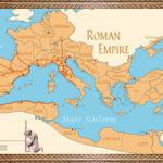 Roman Empire Map For Kids Printable Map Printable Maps