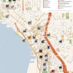 Seattle Printable Tourist Map Seattle Vacation