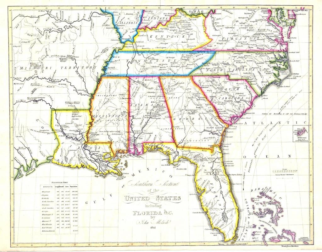 Southeast Us Map Printable Fresh Printable Map Us And