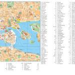 Stockholm City Center Map