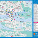Stockholm Tourist Attractions Map