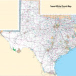 Texas County Map Printable Map Of Texas Usa Printable
