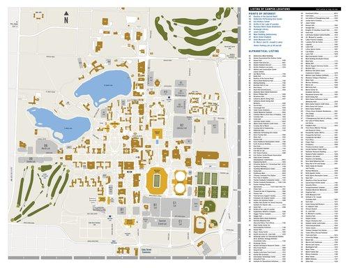 University Of Notre Dame Maplets