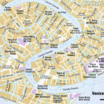 Venice Map Must Do In Two Days Great Places Marked
