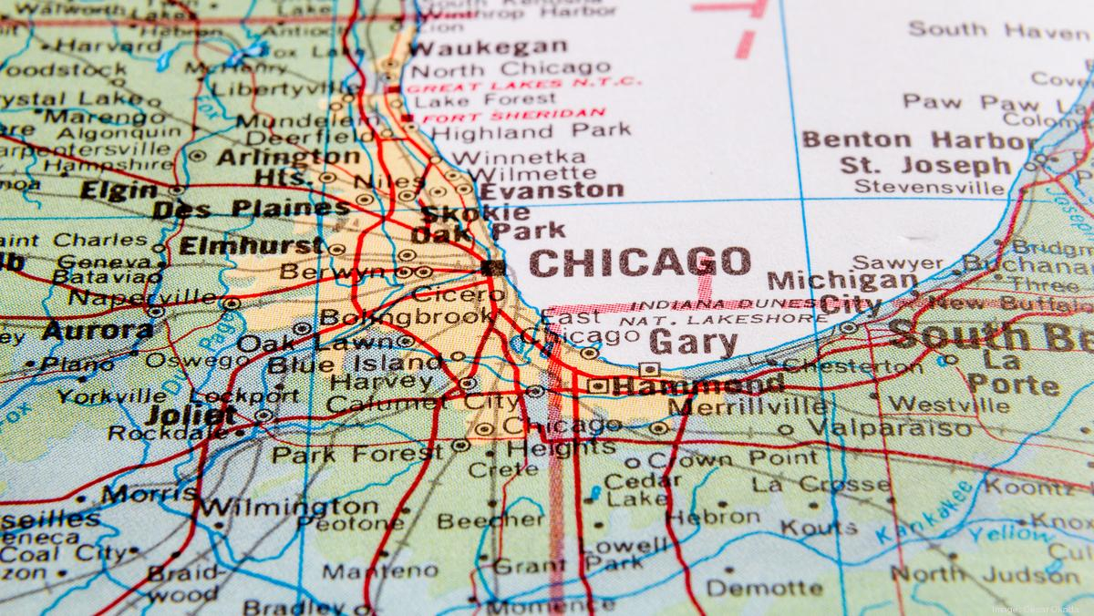Where Are Chicagoland s Wealthiest ZIPs INTERACTIVE MAP