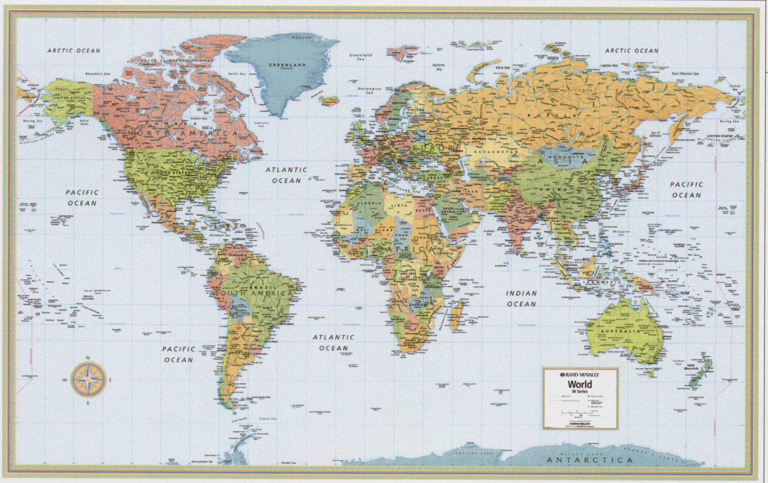 World Maps Free