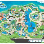 10 Lovely Printable Map Seaworld Orlando Printable Map