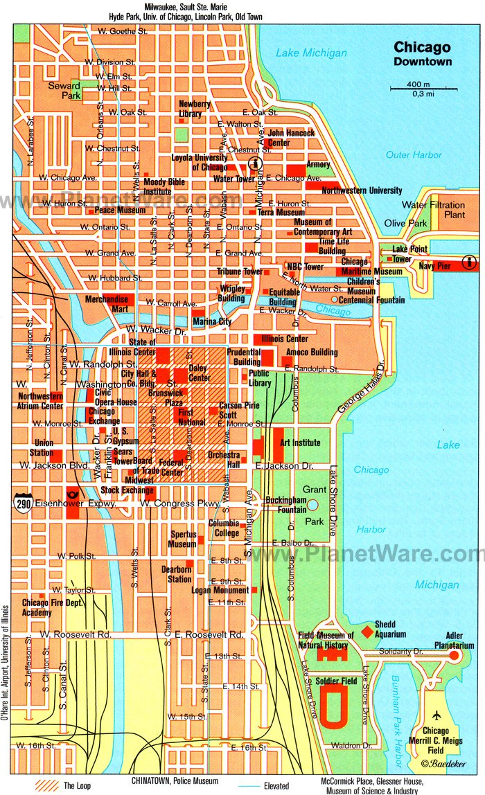 16 Top Rated Tourist Attractions Things To Do In Chicago
