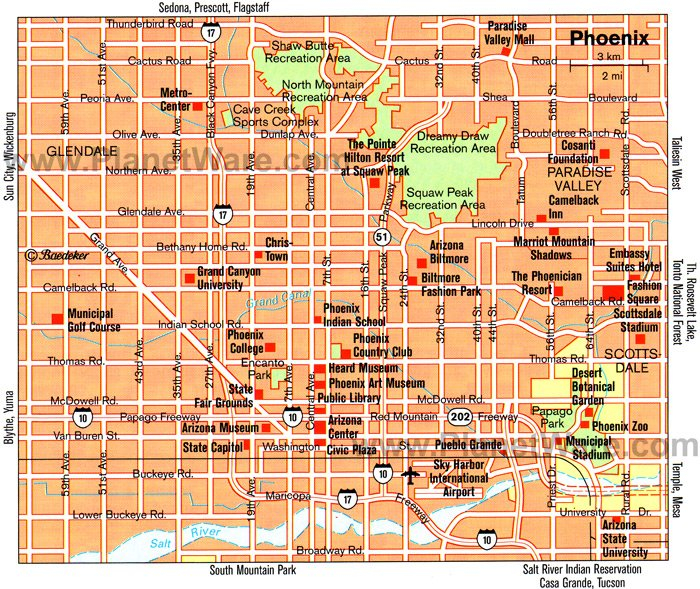 16 Top Rated Tourist Attractions Things To Do In Phoenix