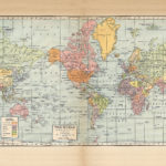 20 Free Printable Antique Maps Easy To Download With