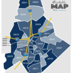 29 Map Of Charlotte Nc Zip Codes Maps Online For You