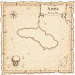 6 Treasure Map Templates Treasure Island Map Treasure