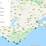 8 Great Ocean Road Map Exploring Ed
