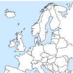 A Z Of Raising Global Citizens Map Printables Europe