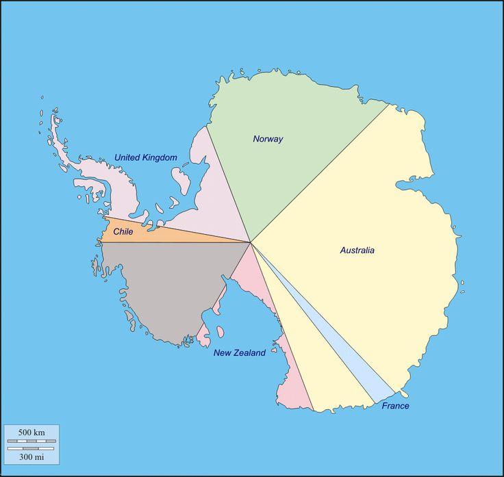 Antartica Antarctica Blank Map Map Of Antarctica