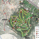 Augusta National Course Map Printable PrintAll