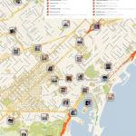 Barcelona Printable Tourist Map Barcelona Tourist Map