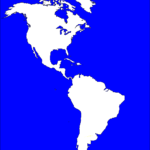 Blank map directory blank map directory the americas