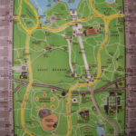 Central Park Map Map Of Central Park