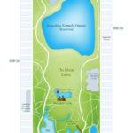 Central Park Map New York City