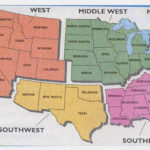 Challenger Image In 5 Regions Of The United States