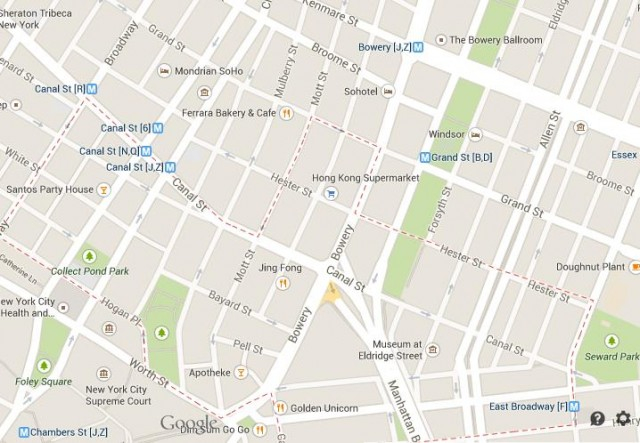 Chinatown In Manhattan NYC World Easy Guides