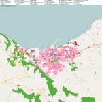 City Maps Sorrento