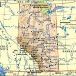 Cool RED DEER MAP EDMONTON Map Red Deer Alberta
