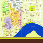Downtown Map Downtown New Orleans