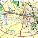 Dublin City Centre Street Map