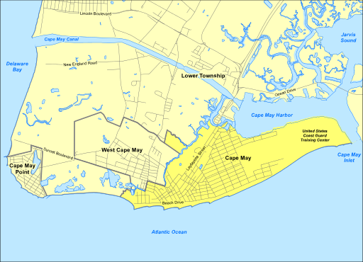 File Cape May Map svg Wikimedia Commons