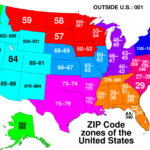 File ZIP Code Zones svg Wikimedia Commons