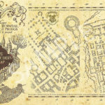 Free Printable Full Size Marauders Map