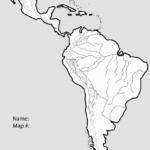 Free Printable Map Of South America Printable Maps