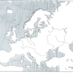 Free Printable Maps Of Europe Intended For Printable Blank