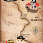 Free Printable Treasure Map From Love JK Because Scarlett