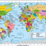 Free Printable World Map With Longitude And Latitude