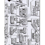 Giving Directions with Map ESL Worksheet By Teimasias