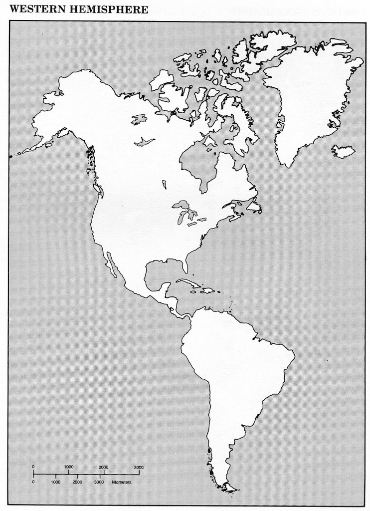 Hemisphere Maps Printable Printable Maps