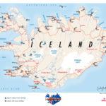 Iceland Map High Resolution