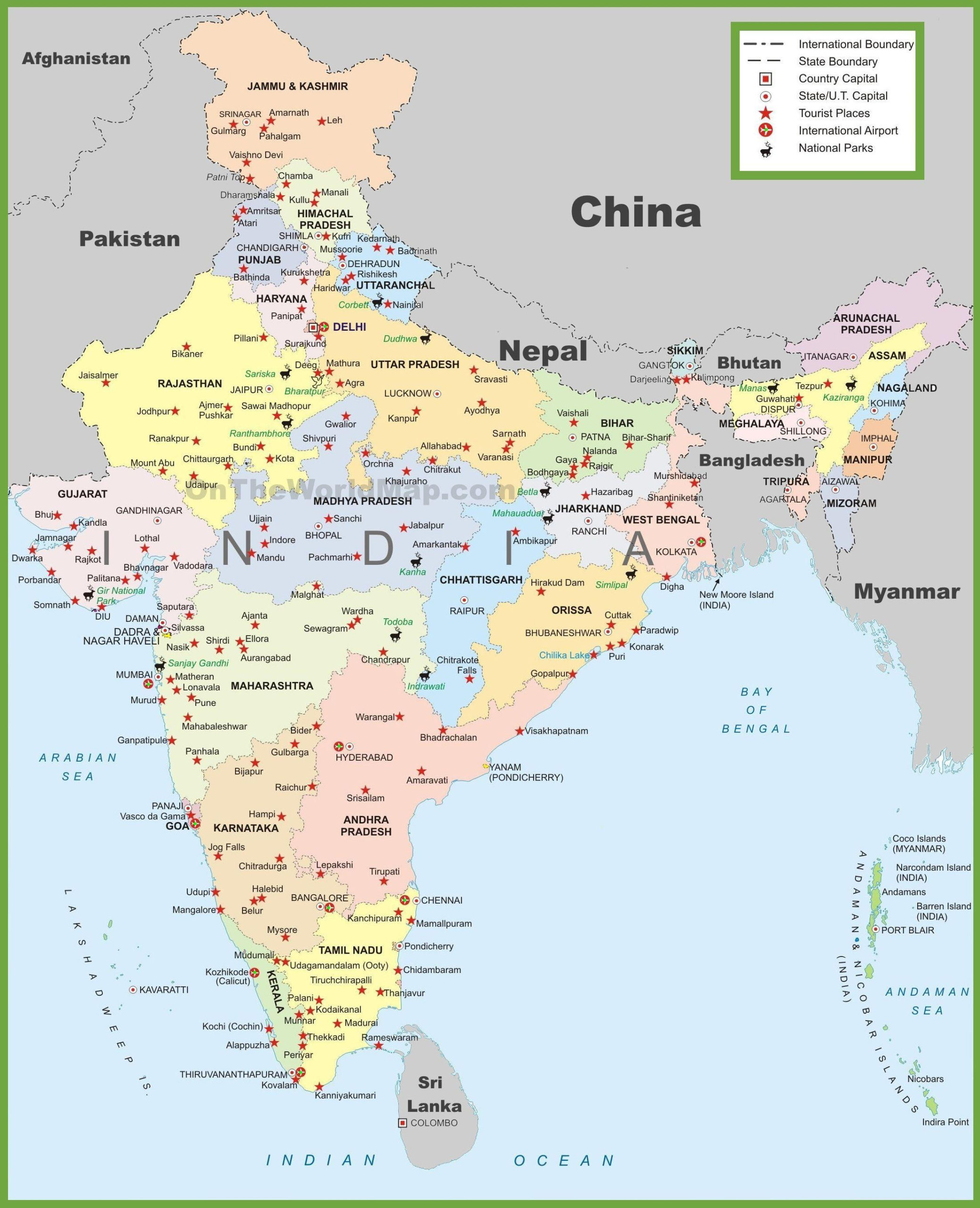 Indian Map Wallpapers Wallpaper Cave